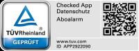 Auszeichnung von TÜV Rheinland